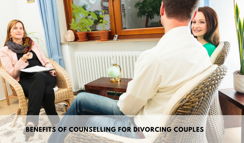 Benefits of Counselling for Divorcing Couples -