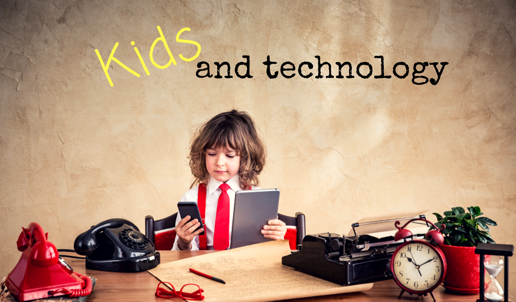 When Should You Start Technologising Your Kids? -