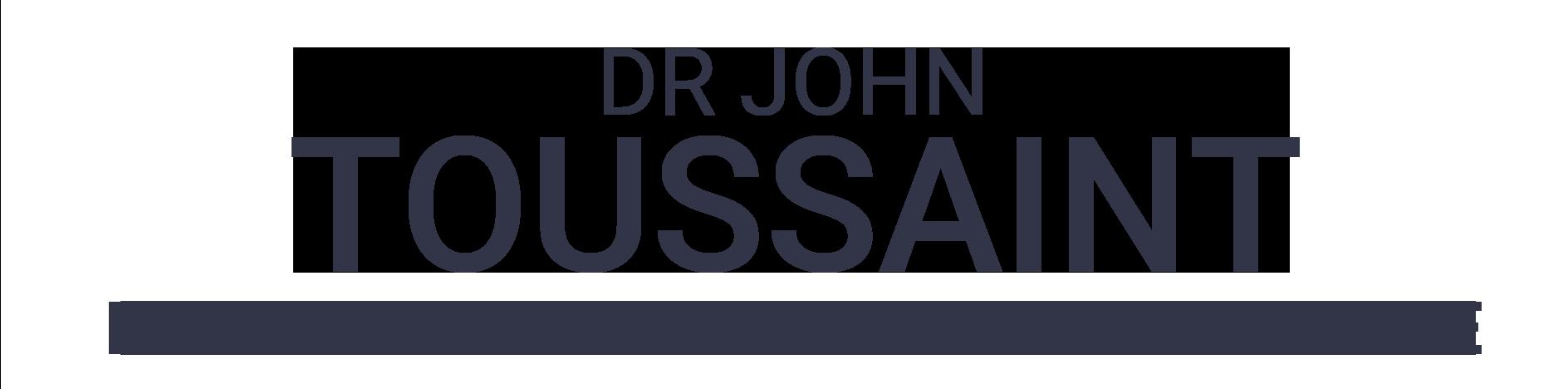 DR JOHN TOUSSAINT