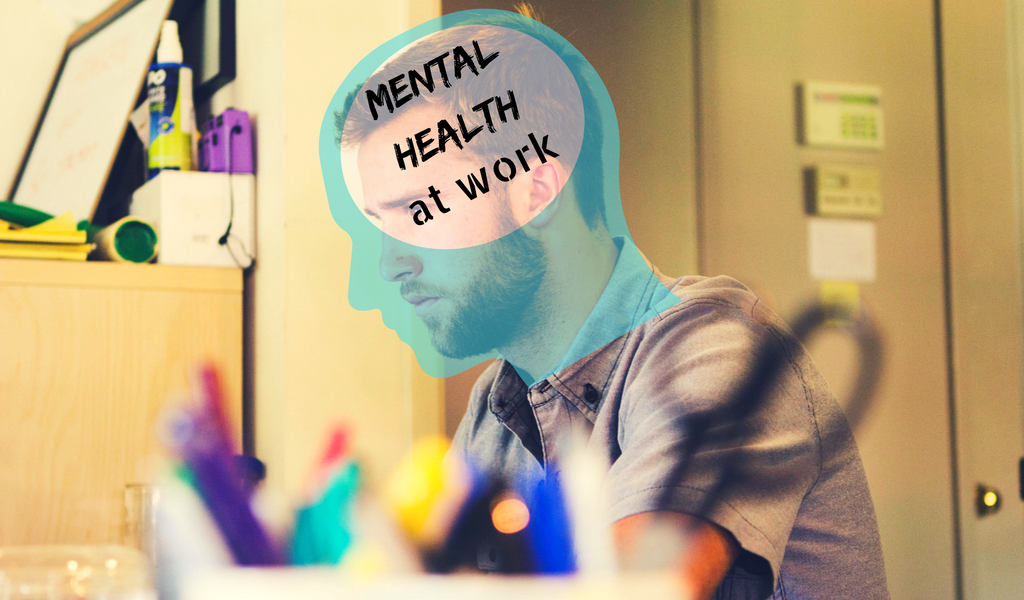 Why is having a Sound Mental Health Important at Work? -