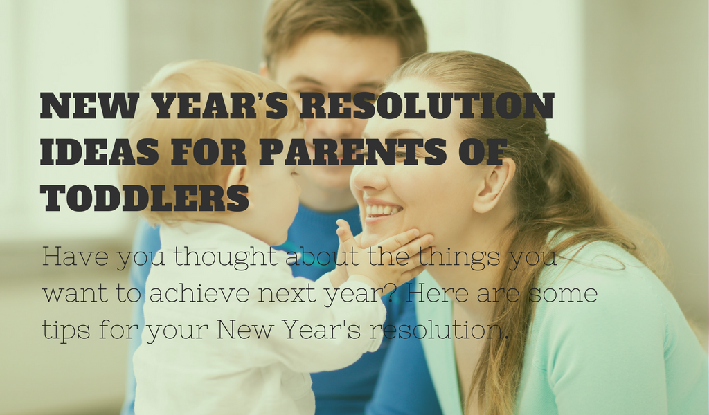 new years resolution for parents