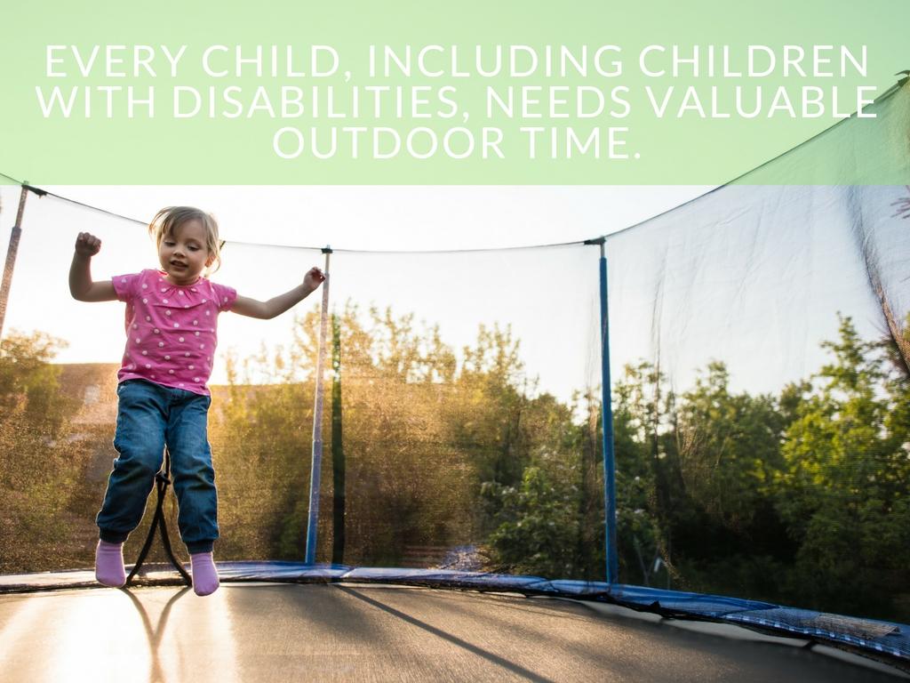 children outdoors blog